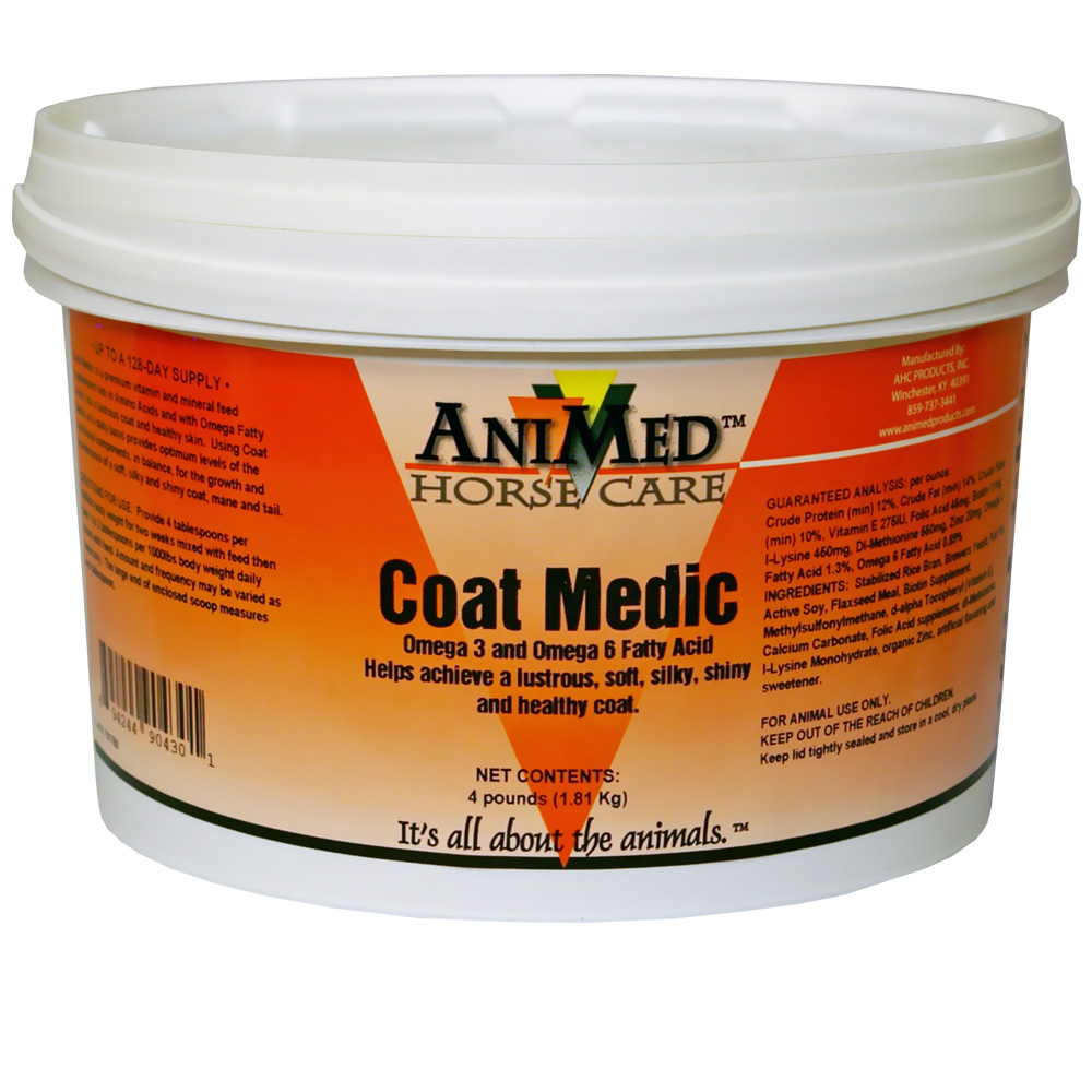 AniMed Coat Medic (4 lb)