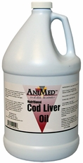 AniMed Cod Liver Oil Pure (Gallon)
