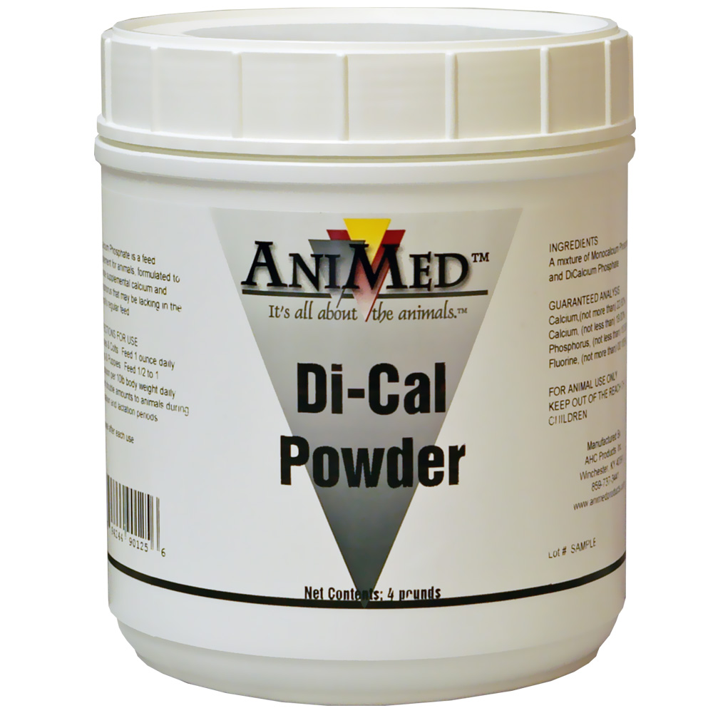 AniMed Di-Cal Powder (4 lb)