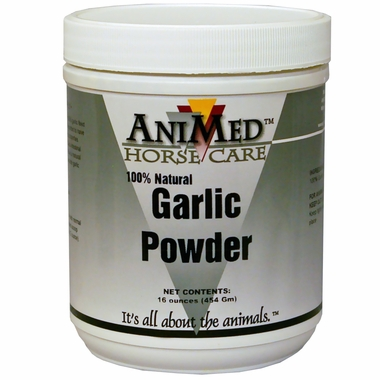 AniMed Garlic Powder Pure (16 oz)