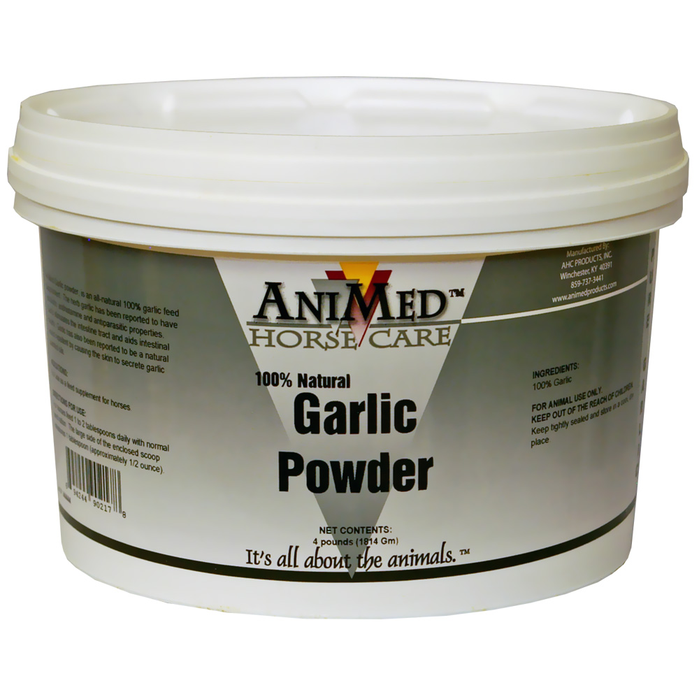 AniMed Garlic Powder Pure (4 lb)