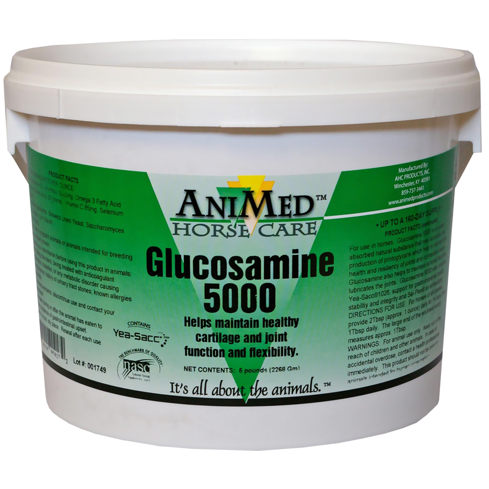 AniMed Glucosamine 5000 (5 lb)