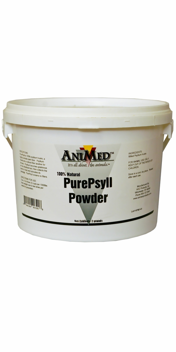 AniMed PurePsyl (3 lb)