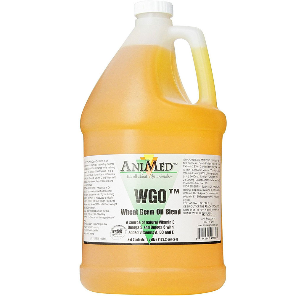 AniMed Wheat Germ Oil Blend (32 oz)