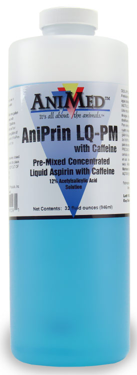 AniPrin LQ-PM with Caffeine (32 oz)