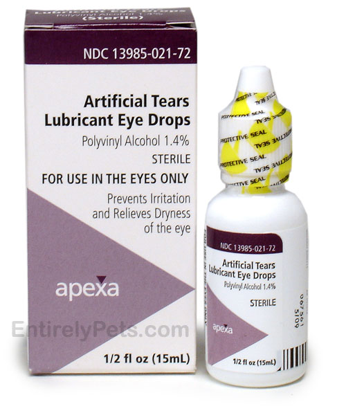 APEXA Artificial Tears (1/2 fl oz)