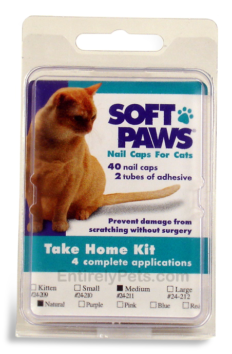 Application of Soft Paws