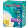 AquaClear 20 Filter Insert Foam (3 pack)