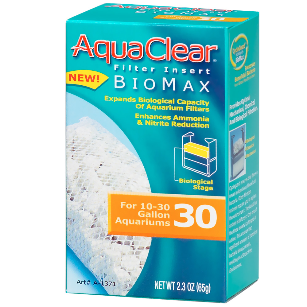 AquaClear 30 Filter Insert Biomax