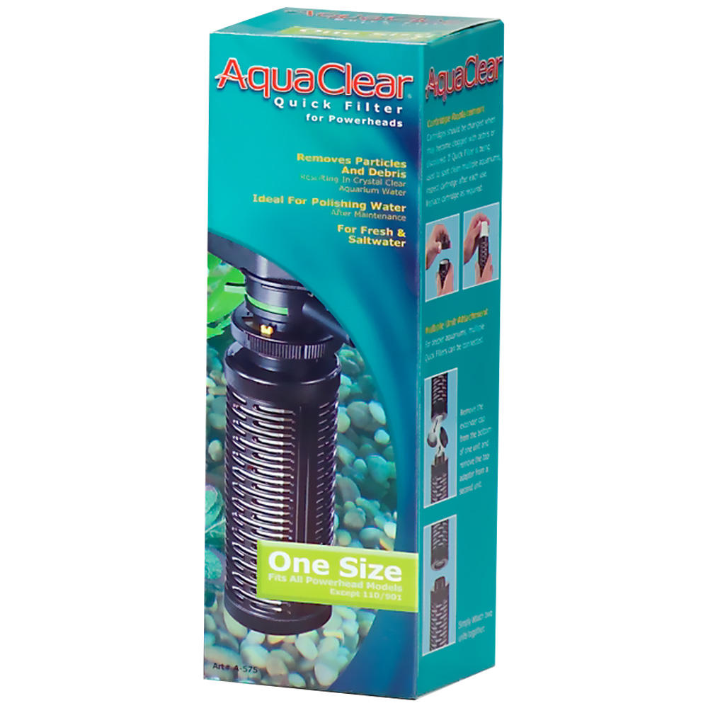 AquaClear Quick Filter Powerhead Attachment