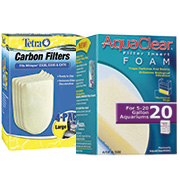 Aquarium Filter Cartridges