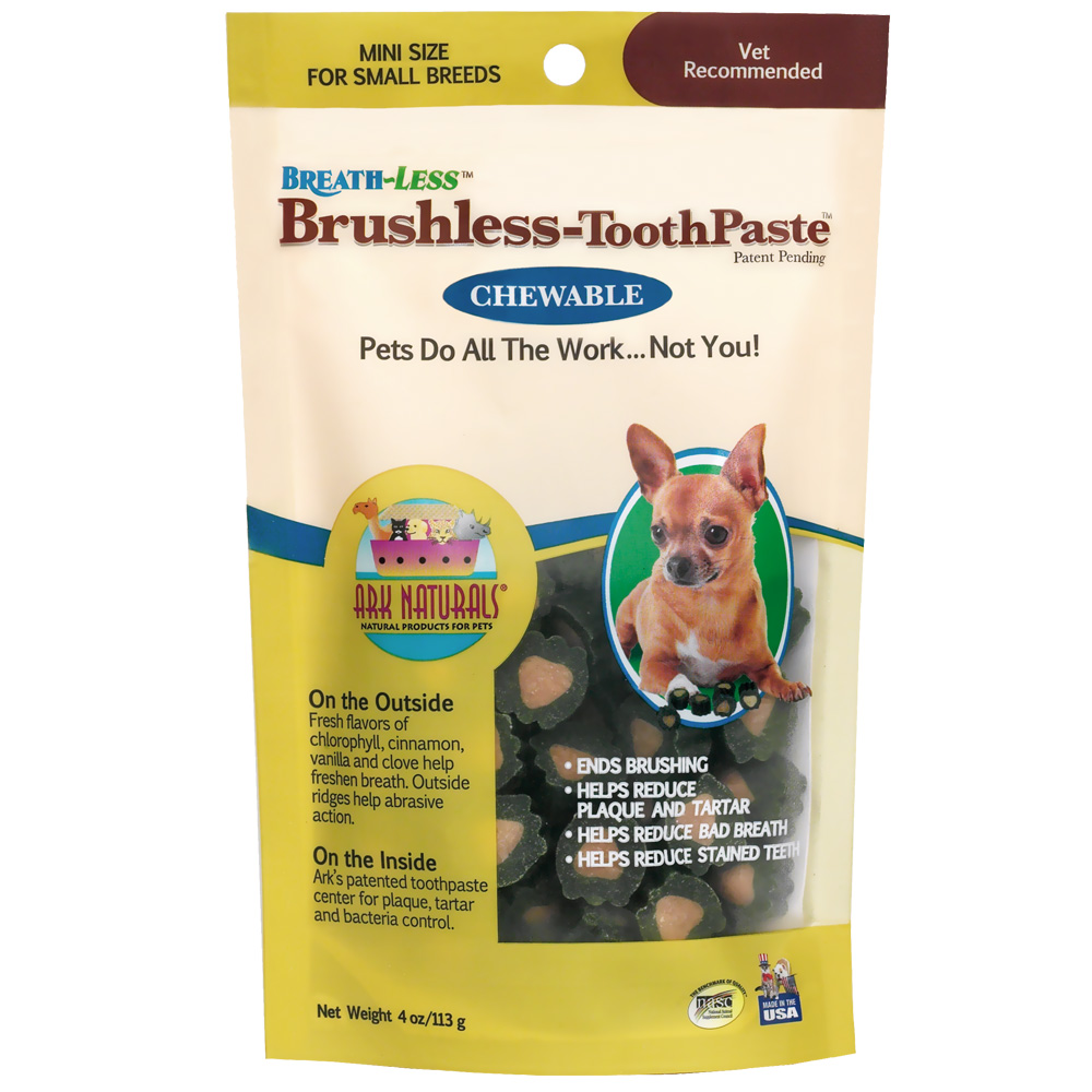 Ark Naturals Breathless Brushless Toothpaste Mini (4 oz)