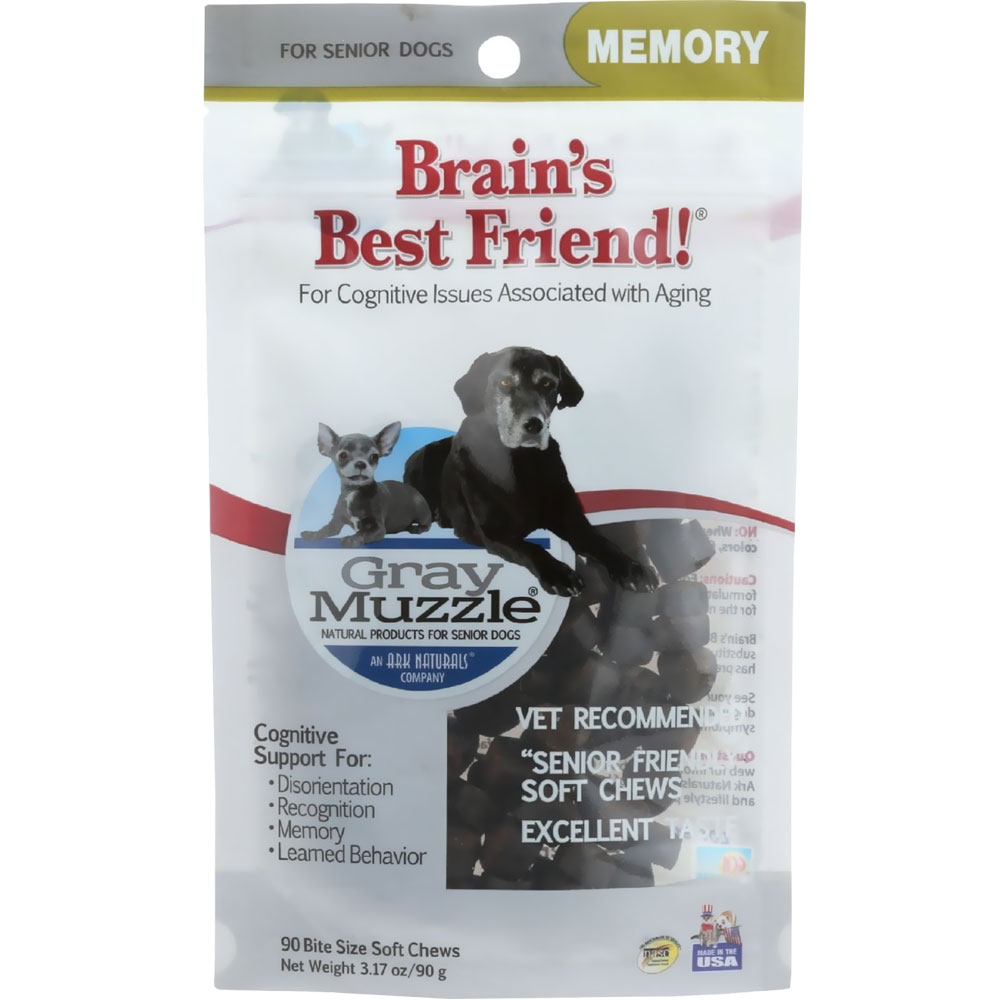 Ark Naturals Gray Muzzle Brian's Best Friend! (90 count)