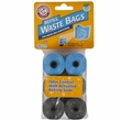 Arm & Hammer Disposable Waste Bag Refills Assorted Colors - (90 count)
