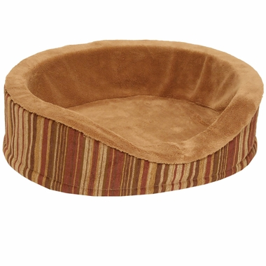 Aspen Pet Antimicrobial Deluxe Oval (18
