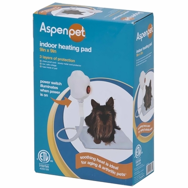 Aspen Pet Indoor Heated Pad Element (9