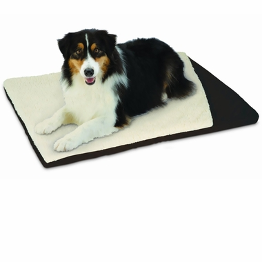 "Aspen Pet Ortho Plush/Suede In Bag (30"" x 40"" x 1.75"") - Assorted Colors"