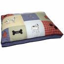 "Aspen Pet Quilted Classic Dog Aspen Petplique Gusseted (27"" x 36"") - Assorted"