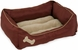 "Aspen Pet Rectangular Lounger (21"" x 25"") - Assorted Colors"