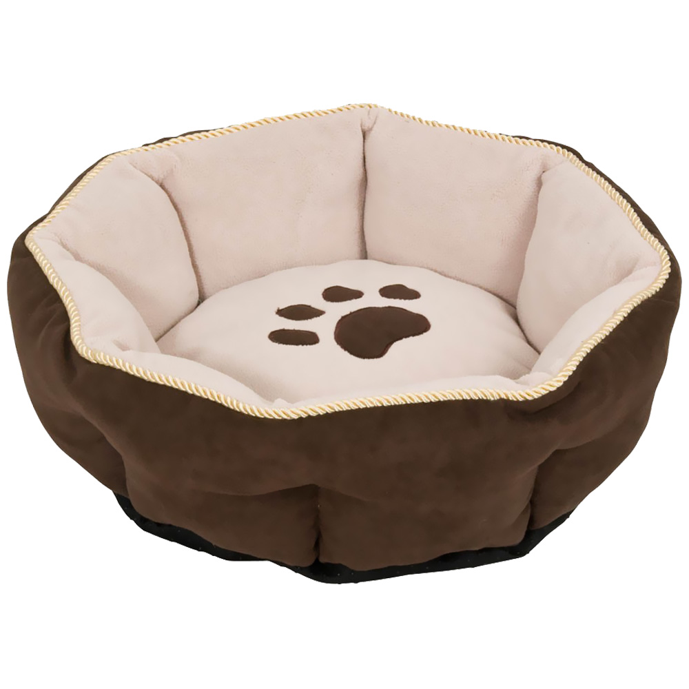 Aspen Pet Sculptured Round Bed (18