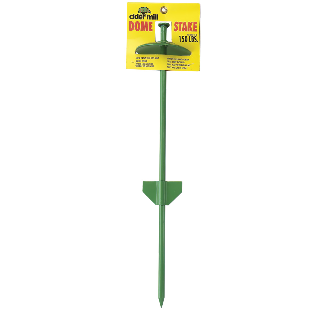 "Aspen Pet Stake Large 20"" Dome"