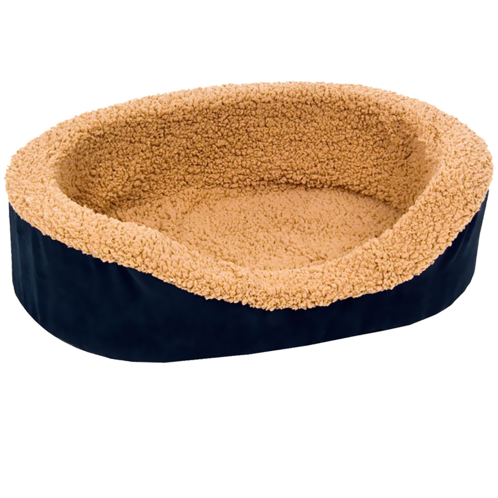 Aspen Pet Twill Lounger Mini 18