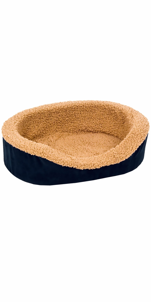 "Aspen Pet Twill Lounger Mini 18"" - Assorted"