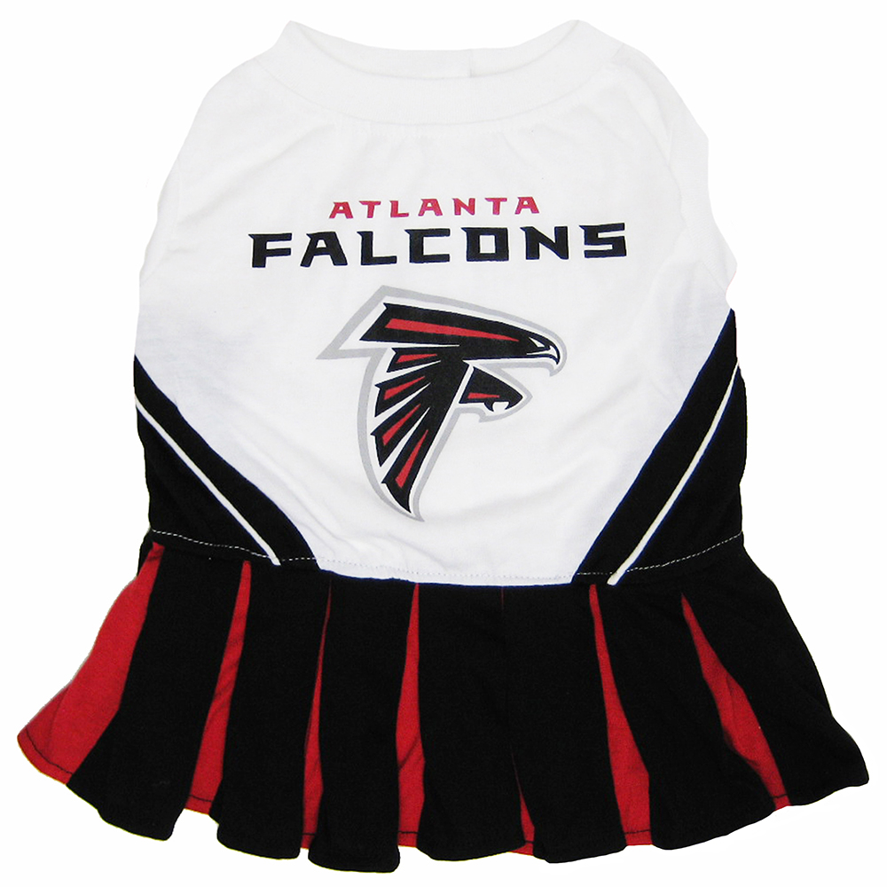 Atlanta Falcons Cheerleader Dog Dresses