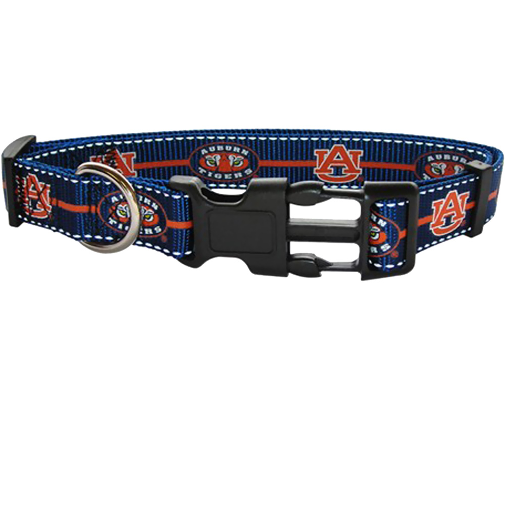 Auburn Tigers Dog Collar & Leashes