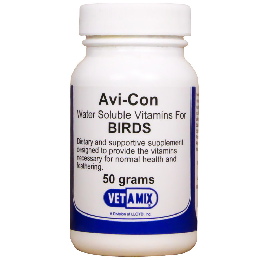 Avi-con Bird Vitamins (50 grams)