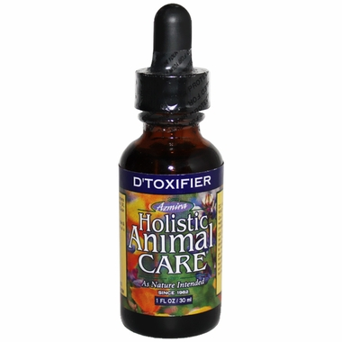 Azmira Holistic Animal Care D'Toxifier (1 oz)