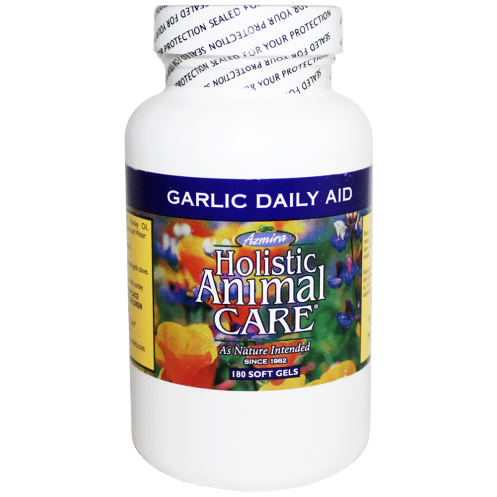 Azmira Holistic Animal Care Garlic Daily Aid
