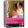 Bactaquin Digestive Health Supplement for Cats & Dogs (40 Sprinkle Capsules)