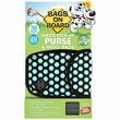 Bags on Board Waste Pick-Up Purse & Refill Bags - Polka Dot