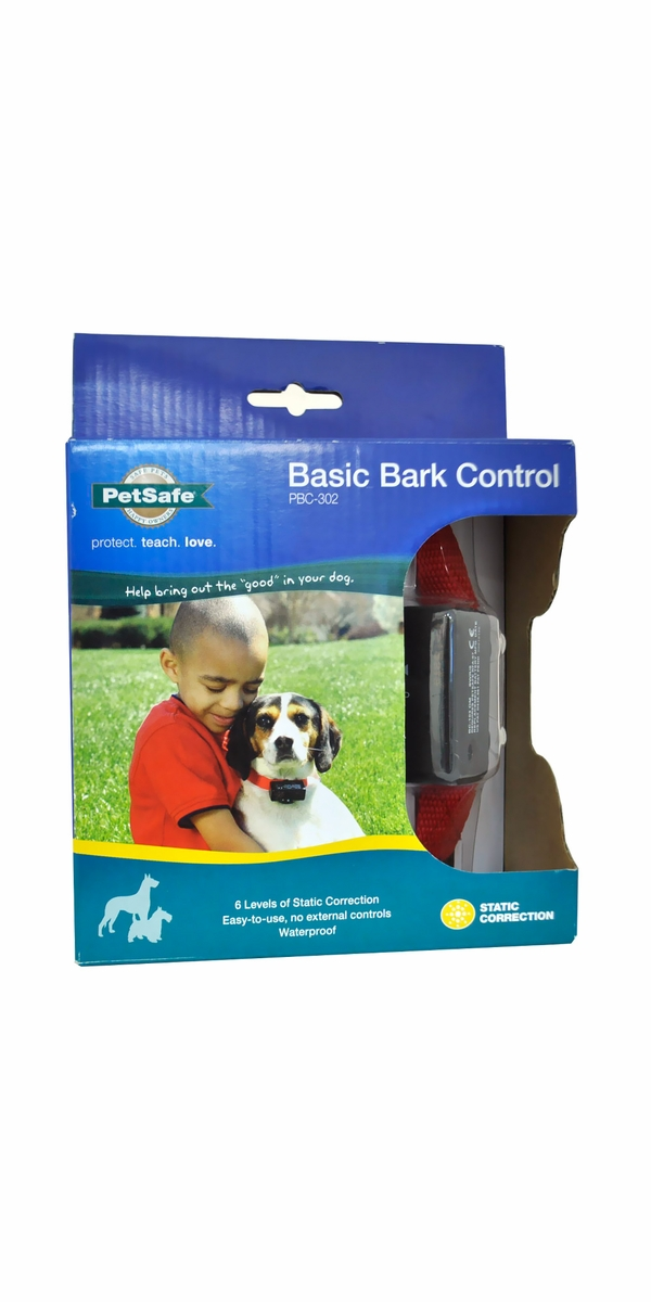 Bark Control Training System