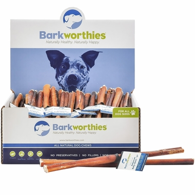 barkworthies odor free american bully stick double cut 12 entirelypets. Black Bedroom Furniture Sets. Home Design Ideas