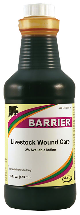 Barrier Wound Care Livestock (16 oz)