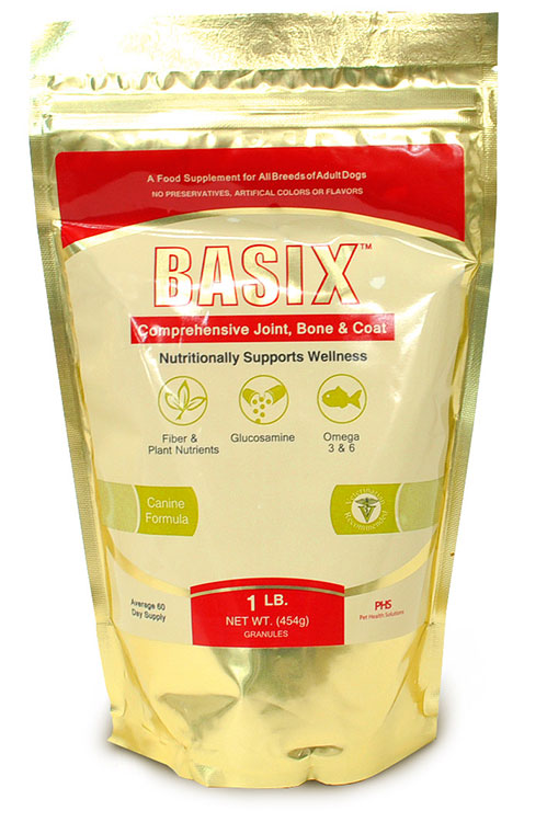 BASIX™ Joint, Bone, & Coat Food Supplement