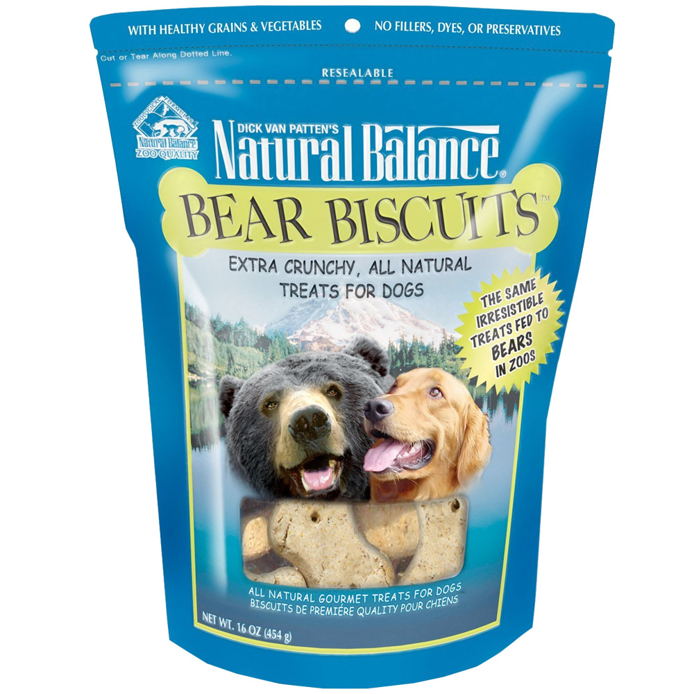 Bear Biscuits Treats (16 oz)