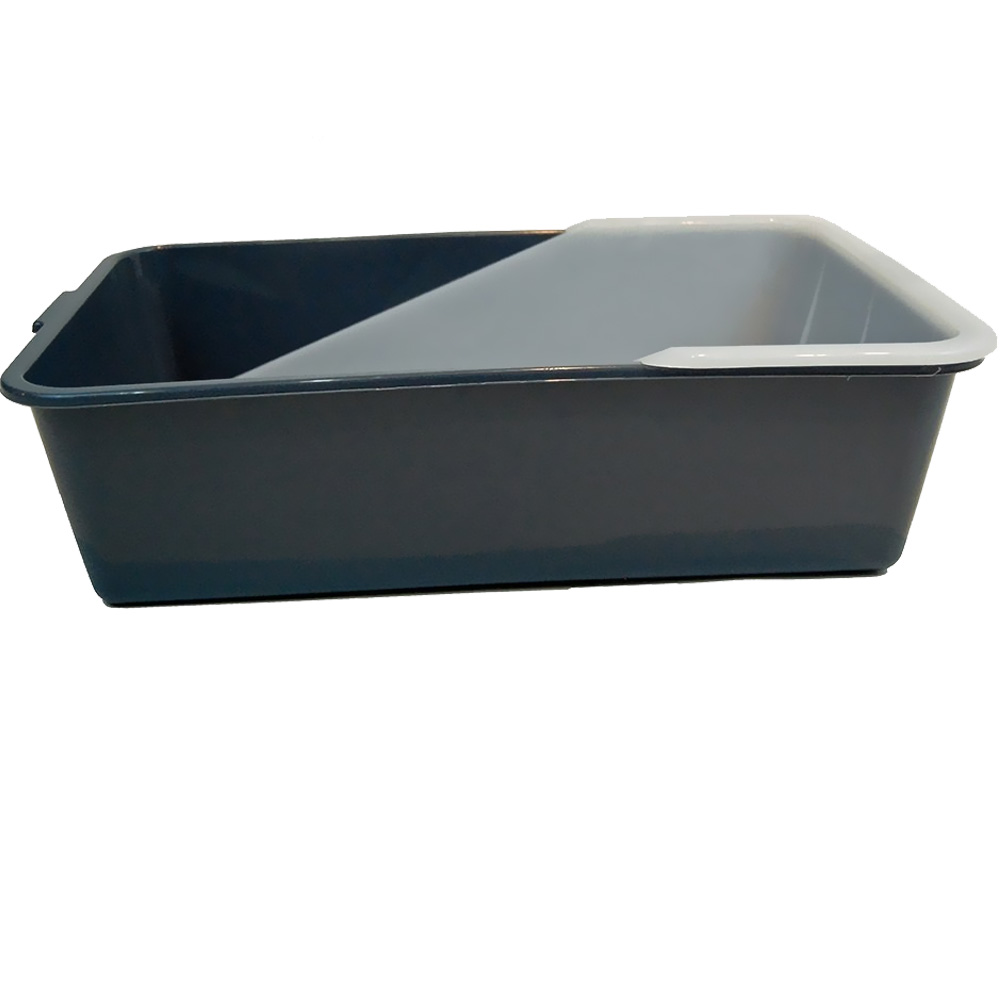 "Bergan Cat Litter Gitter - Gray 21"" x 14"" x 6"""