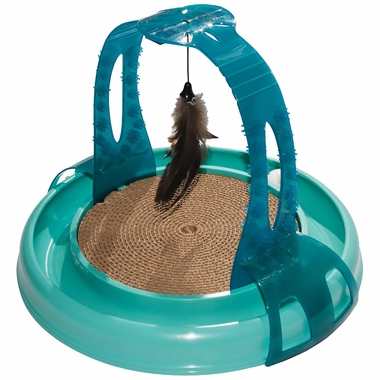Bergan Turbo Scratcher Grooming Arch