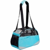 "Bergan Voyager Pet Carrier - Small Air Blue (12"" x 8"" x 17"")"