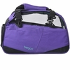 "Bergan Voyager Pet Carrier - Small Purple (12"" x 8"" x 17"")"