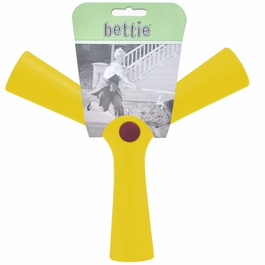 Bettie Fetch Toy Old Yeller (YELLOW) - SMALL