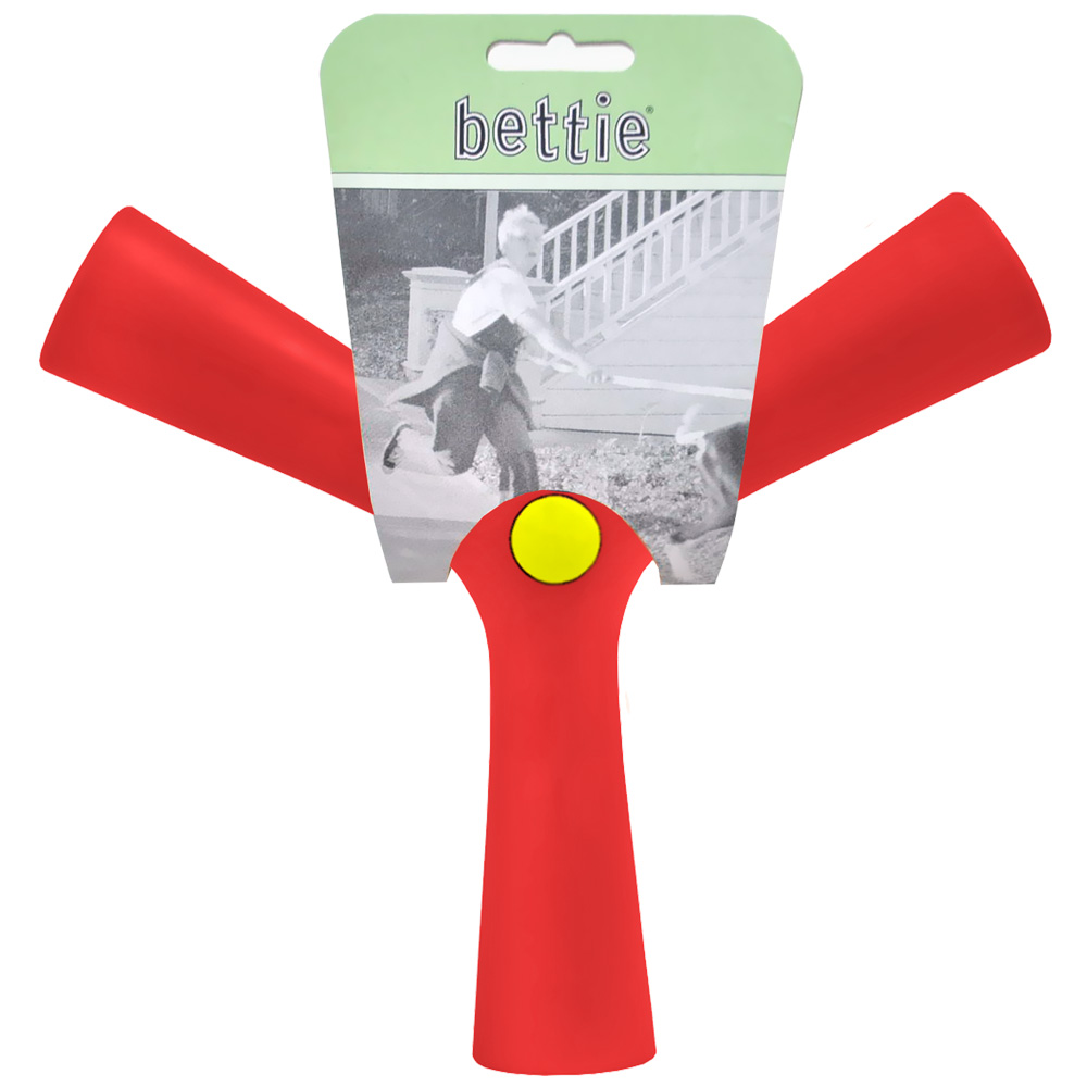 Bettie Fetch Toy Run Run Ruby (RED) - SMALL