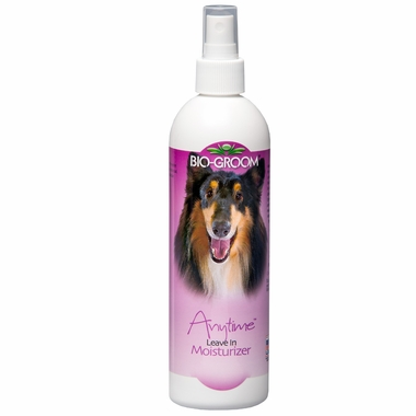 Bio-Groom Anytime Coat Care Leave-In Moisturizer (12 fl oz)