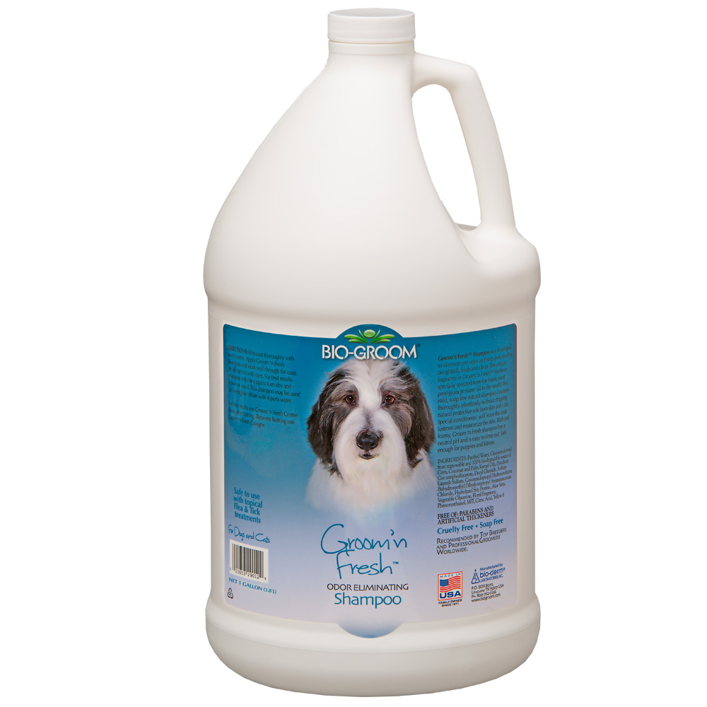 Bio-Groom Groom 'N Fresh Shampoo (1 Gallon)