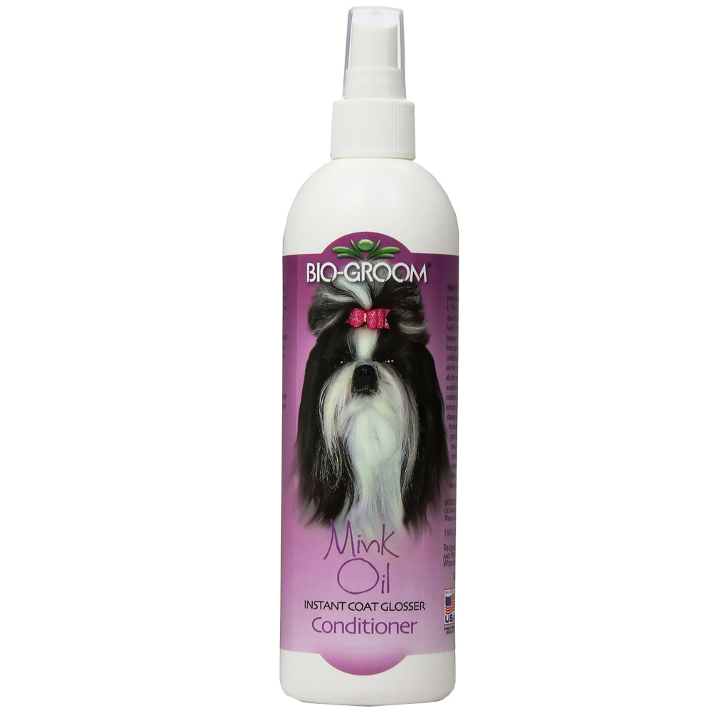 Bio-Groom Mink Oil Conditioner (12 fl oz)