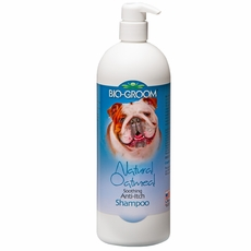 Bio-Groom Natural Oatmeal Anti-Itch Shampoo (32 fl oz)