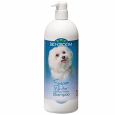 Bio-Groom Super White Shampoo (32 fl oz)